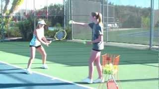 getlinkyoutube.com-How to Hit a Backhand - Tennis