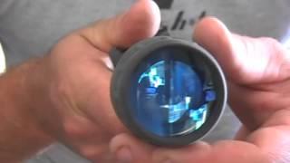 T20 Lens Options for Night vision illumination