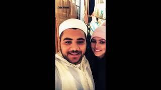 getlinkyoutube.com-شاهد حنان الخضر رفقة نسيم الرايسي وهو يرتدي اللباس التقليدي المغربي