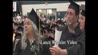 Parents Awarded Diploma-Female Grad Gets BIG Surprise from Navy Boyfriend