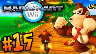"getlinkyoutube.com-""Ali-A vs PUDDING!"" - Ali-A Plays - Mario Kart Wii #15!"