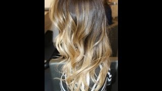 getlinkyoutube.com-Watch me get Ombré Hair!