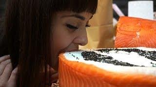 getlinkyoutube.com-В Минске прошел финал по поеданию суши с призовым фондом 10млн. рублей
