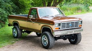 getlinkyoutube.com-1985 Ford Pickup For Sale