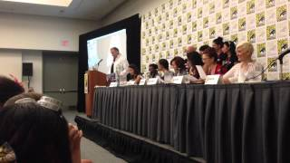 getlinkyoutube.com-SDCC 2014 Monster High Panel Voice Actor Dry Read