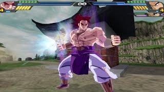 getlinkyoutube.com-Dark Broly Mod in DBZ Budokai Tenkaichi 3 (Tribute to Dragon Ball Xenoverse)