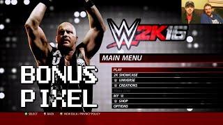 getlinkyoutube.com-Bonus Pixel: WWE 2K16 (Xbox 360)