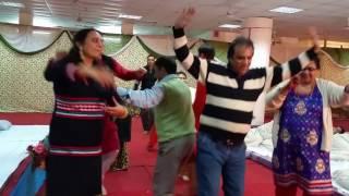 #DivyaWedsVidyut   #Ethnic #Kashmiri WALAI KASTURI YE Marriage #Mehandiraat  #KashmiriPandits