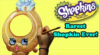 getlinkyoutube.com-★Roxy Ring Shopkins Drawing★ RAREST SHOPKIN EVER! Limited Edition Drawing Shopkins Season 3 - KTR
