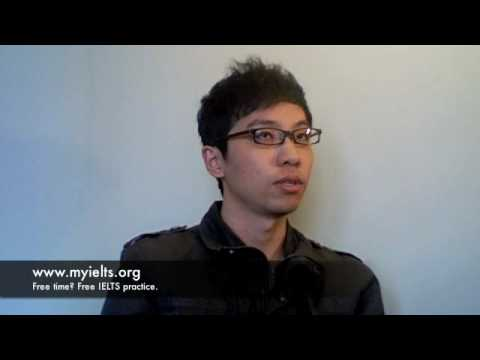 IELTS Speaking Interview Part 1 (Franco)