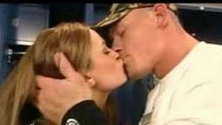getlinkyoutube.com-John Cena Kisses Maria