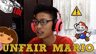 getlinkyoutube.com-Bukan Cuma Dora yang Ngeselin - Unfair Mario