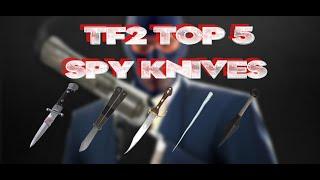 getlinkyoutube.com-TF2: Top 5 Spy Knives