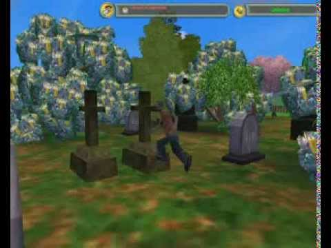 Zoo Tycoon 2: Zombie Attack on a Farm.