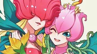 getlinkyoutube.com-Lillymon & Rosemon (Digimon TRI)