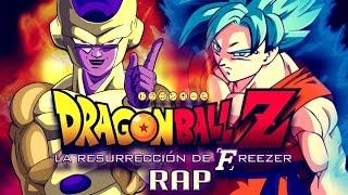 getlinkyoutube.com-DRAGON BALL Z: LA RESURRECCIÓN DE FREEZER RAP「La Venganza del Emperador」║ JAY-F Ft. FARAK