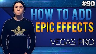 getlinkyoutube.com-Sony Vegas Pro 13: How To Add Epic Film Effects - Tutorial #90