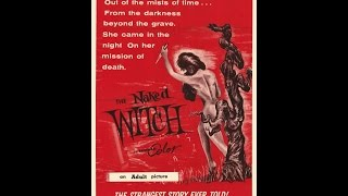 The Naked Witch -1964 - Horror - Full Movie
