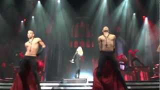 Madonna - Opening + Girl Gone Wild - Live in Istanbul - MDNA Tour