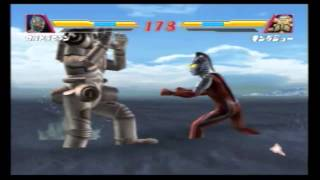 Ultraman FE2 Episode 2: King Joe