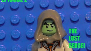 getlinkyoutube.com-LEGO Ninjago - The Rise of the Djinn: Episode 2: The Lost Sensei!