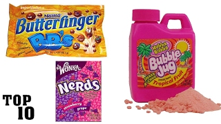 getlinkyoutube.com-Top 10 Discontinued Candy We All Miss