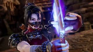 SOULCALIBUR VI - Taki Character Reveal