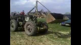 getlinkyoutube.com-brutalnie mocna łądowarka typu SAM z silnikiem MERCEDES ACTROS