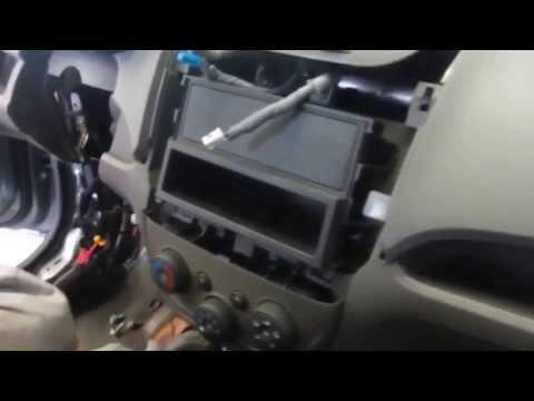 Шевролет Кобальт изнутри Chevrolet Cobalt