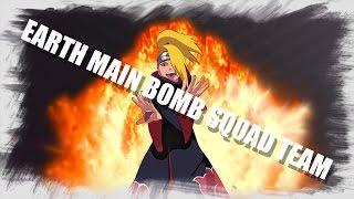 getlinkyoutube.com-Naruto Online: Deidara | Most EXPLOSIVE!!! | Crimson Fist Bomb Squad