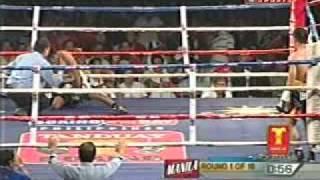 Denver Cuello vs Kongkrai Kiatpracha