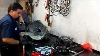 getlinkyoutube.com-C-6 Transmission Teardown Inspection - Transmission Repair