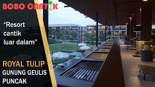 Royal Tulip Gunung Geulis Resort Puncak Video Review