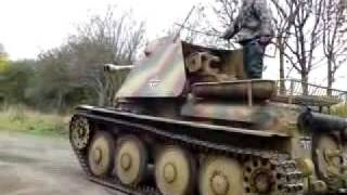 getlinkyoutube.com-Marder III Ausf H at Pickering Showground.