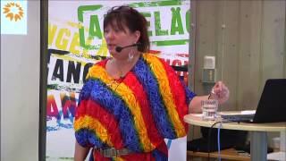 RCV - Mycket av de fördomar och kränkningar mot romer beror på okunskap, säger Britt-Inger Lundqvist