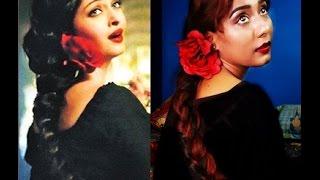 Udi Guzaarish - Aishwarya Rai inspired makeup