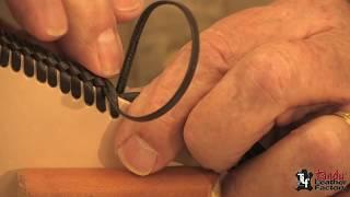 getlinkyoutube.com-Double Loop Lacing