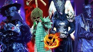 ศึกดวลหน้ากาก! หน้ากากไหนจะแกร่งที่สุด! :-Hunger Games Simulator #13