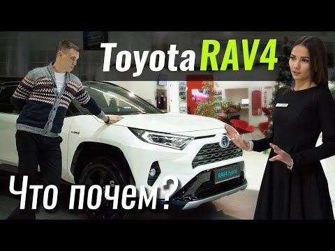 Toyota RAV4 Style