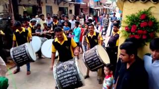getlinkyoutube.com-Nashik dhol ghatkopar daimond party at kalwa urs m