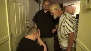 getlinkyoutube.com-GRANDPA'S BODYGUARD - THE PRANK!
