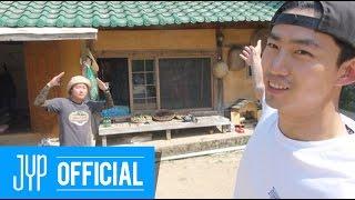 getlinkyoutube.com-[Real 2PM My House] Taecyeon, Introduce Ok Bing-goo's House