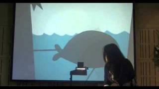 getlinkyoutube.com-Bible Story of Jonah with Shadow Puppetry and Cartooning