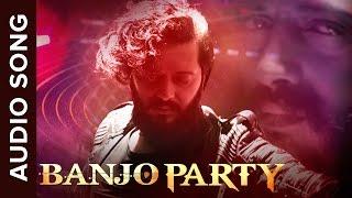 Banjo Party Song | Full Audio | Banjo | Riteish Deshmukh, Nargis Fakhri, Dharmesh Yelande