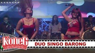 getlinkyoutube.com-Duo Singo Barong (LIA CAPUCINO & RITA RATU TAWON) - Marai Cemburu  [KONEG JOGJA - Liquid Cafe]