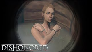 getlinkyoutube.com-Dishonored - Callista Bathing