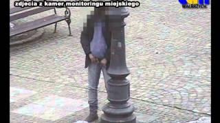 getlinkyoutube.com-Załatwiał swoje potrzeby fizjologiczne w miejscu publicznym.