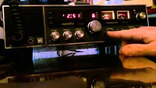 getlinkyoutube.com-this is the navaho trc 457 cb radio