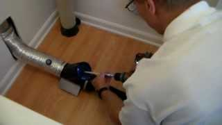 getlinkyoutube.com-Dryer Vent Cleaning - This Is How We Do It.