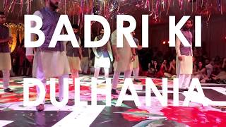 Badri Ki Dulhania Wedding Dance